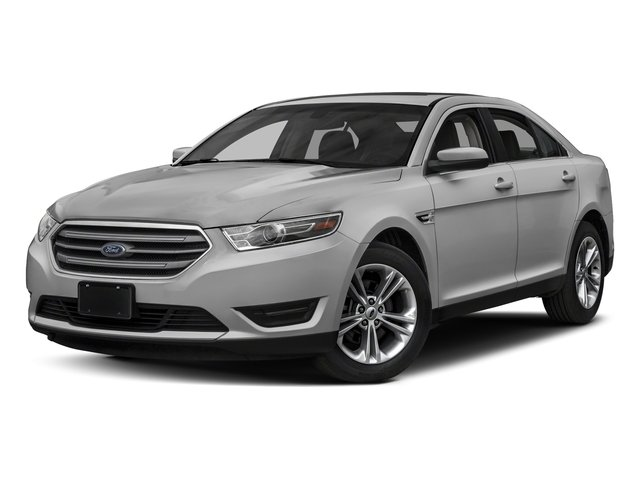 Ingot Silver Metallic 2018 Ford Taurus Pictures Taurus Sedan 4D SE V6 photos front view