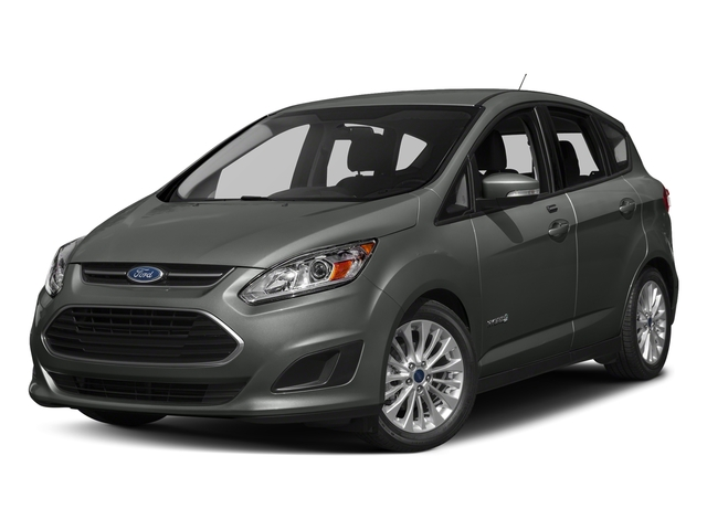 Magnetic Metallic 2018 Ford C-Max Hybrid Pictures C-Max Hybrid SE FWD photos front view