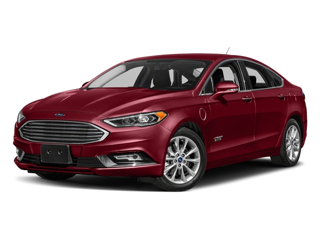 Ruby Red Metallic Tinted Clearcoat 2018 Ford Fusion Energi Pictures Fusion Energi Sedan 4D SE Energi I4 Hybrid photos front view