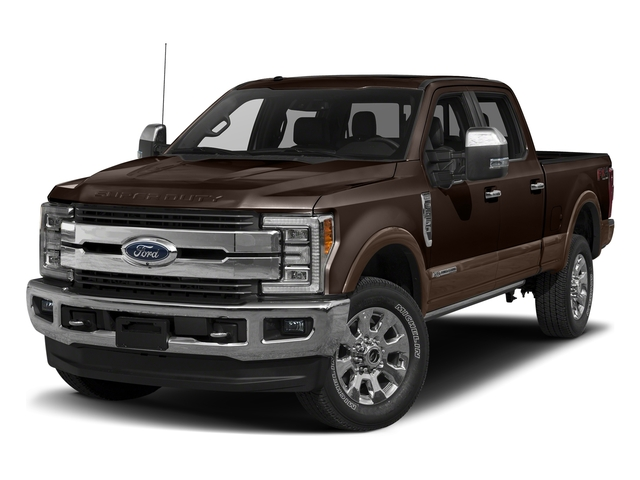 Magma Red Metallic 2018 Ford Super Duty F-250 SRW Pictures Super Duty F-250 SRW Crew Cab King Ranch 4WD photos front view
