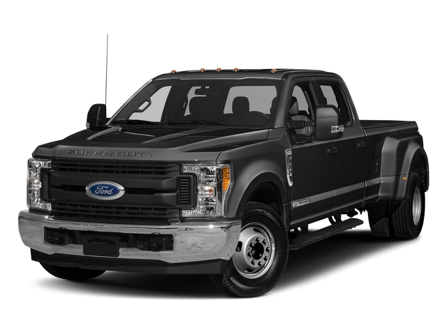 Shadow Black 2018 Ford Super Duty F-350 DRW Pictures Super Duty F-350 DRW Crew Cab XL 2WD photos front view