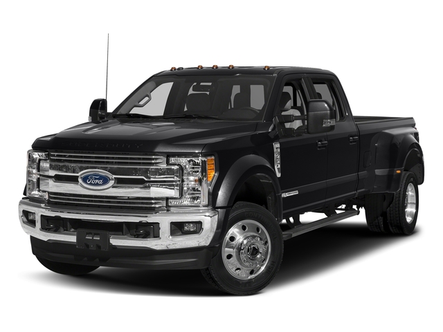 Shadow Black 2018 Ford Super Duty F-450 DRW Pictures Super Duty F-450 DRW Crew Cab XLT 4WD T-Diesel photos front view