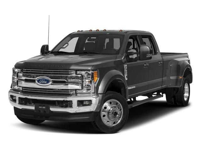 Magnetic Metallic 2018 Ford Super Duty F-450 DRW Pictures Super Duty F-450 DRW Crew Cab XLT 4WD T-Diesel photos front view