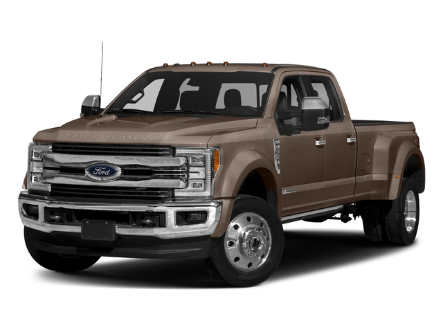 Stone Gray Metallic 2018 Ford Super Duty F-450 DRW Pictures Super Duty F-450 DRW Crew Cab King Ranch 2WD T-Diesel photos front view