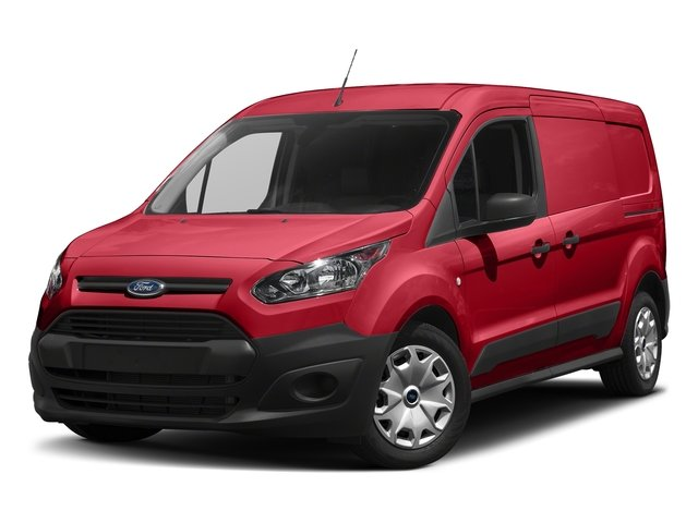Race Red 2018 Ford Transit Connect Van Pictures Transit Connect Van XL LWB w/Rear Liftgate photos front view