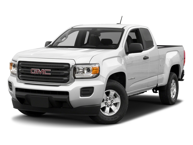 Summit White 2018 GMC Canyon Pictures Canyon 2WD Ext Cab 128.3 photos front view