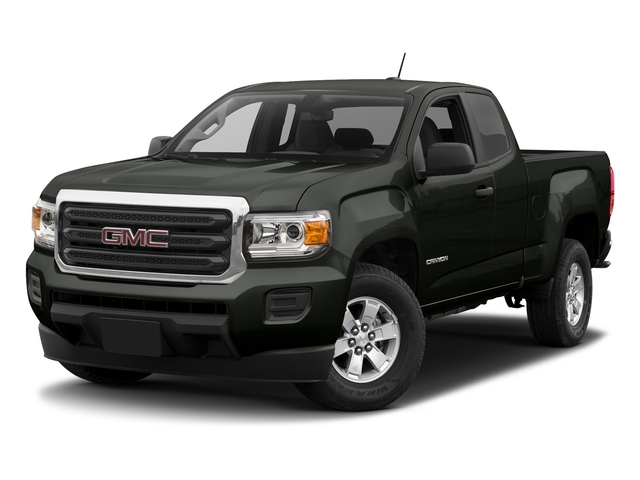 2018 gmc canyon 2wd ext cab 128 3 pictures nadaguides. Black Bedroom Furniture Sets. Home Design Ideas