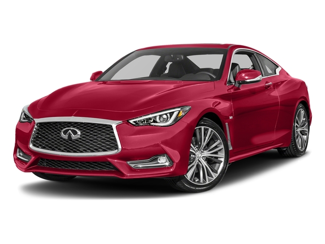 Dynamic Sunstone Red 2018 INFINITI Q60 Pictures Q60 RED SPORT 400 RWD photos front view