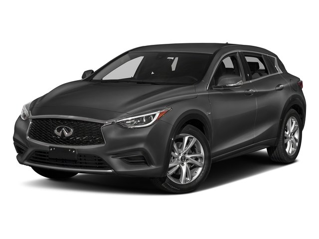 Graphite Shadow 2018 INFINITI QX30 Pictures QX30 Premium FWD photos front view