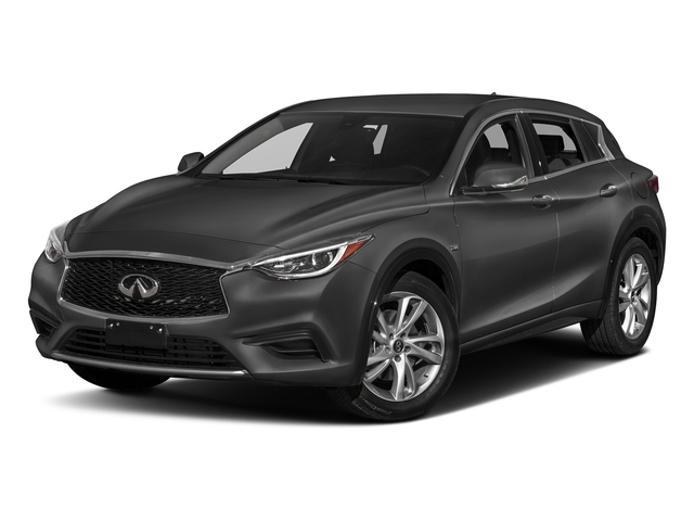 Graphite Shadow 2018 INFINITI QX30 Pictures QX30 Utility 4D Sport 2WD photos front view