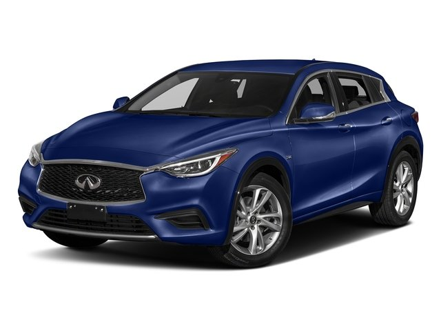 Ink Blue 2018 INFINITI QX30 Pictures QX30 Premium FWD photos front view