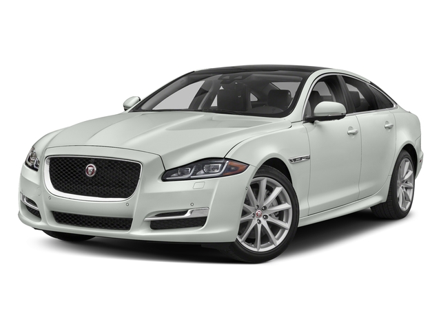Fuji White 2018 Jaguar XJ Pictures XJ XJ Supercharged RWD photos front view