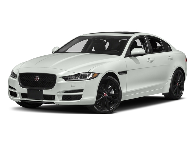 Fuji White 2018 Jaguar XE Pictures XE 35t Premium RWD *Ltd Avail* photos front view