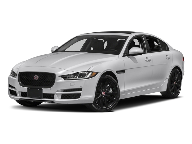 Yulong White 2018 Jaguar XE Pictures XE 35t Premium RWD *Ltd Avail* photos front view
