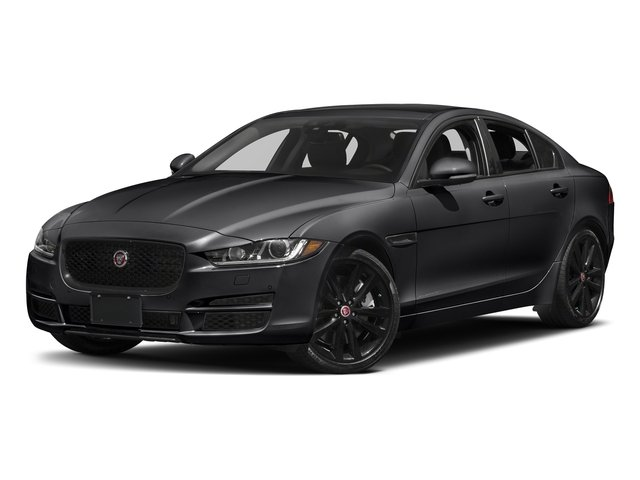 Carpathian Grey 2018 Jaguar XE Pictures XE 35t Premium RWD *Ltd Avail* photos front view