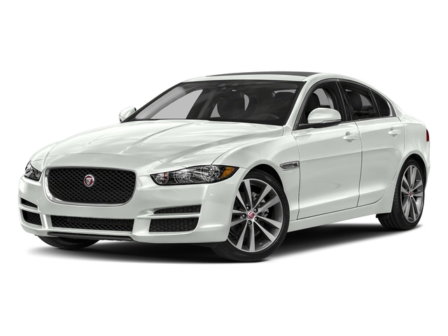 Fuji White 2018 Jaguar XE Pictures XE 20d Prestige AWD photos front view