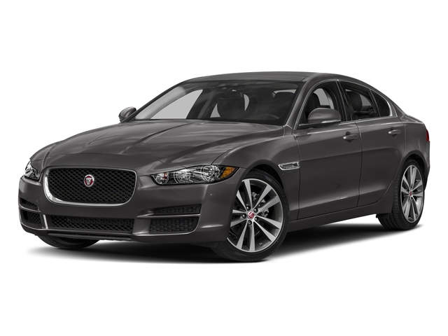 Corris Grey 2018 Jaguar XE Pictures XE 20d Prestige AWD photos front view