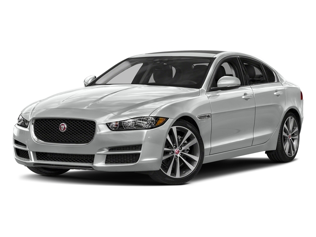 Indus Silver 2018 Jaguar XE Pictures XE 20d Prestige AWD photos front view