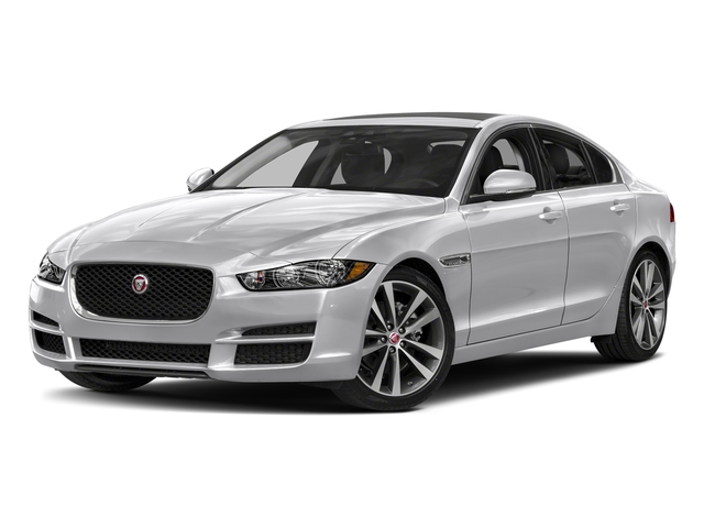 Yulong White 2018 Jaguar XE Pictures XE 20d Prestige AWD photos front view