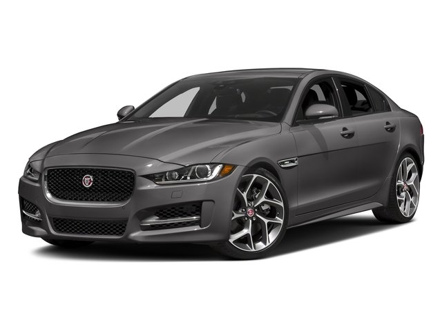 Corris Grey 2018 Jaguar XE Pictures XE 35t R-Sport AWD *Ltd Avail* photos front view