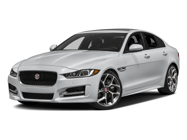Yulong White 2018 Jaguar XE Pictures XE 35t R-Sport AWD *Ltd Avail* photos front view