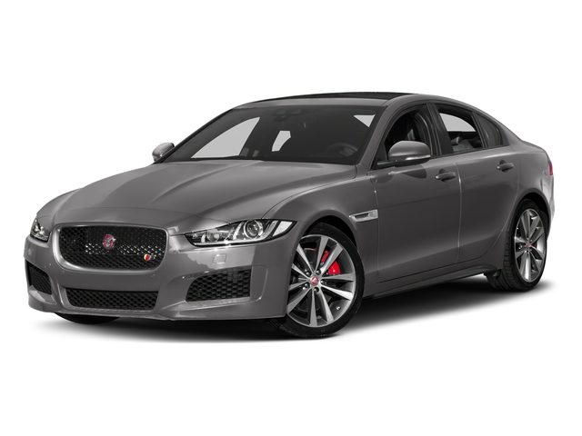 Corris Grey 2018 Jaguar XE Pictures XE S AWD photos front view