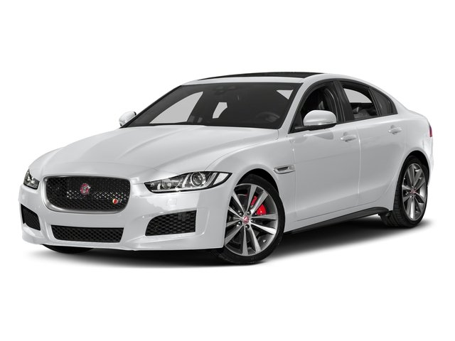 Yulong White 2018 Jaguar XE Pictures XE S AWD photos front view