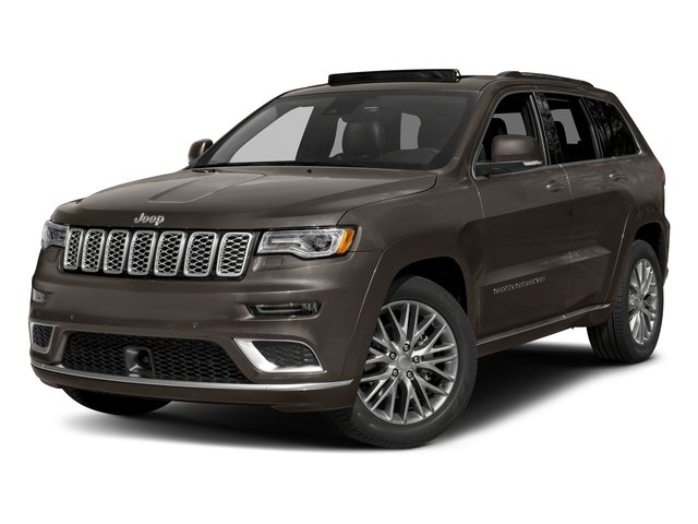 Walnut Brown Metallic Clearcoat 2018 Jeep Grand Cherokee Pictures Grand Cherokee Summit 4x2 photos front view