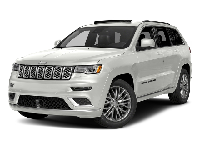 Ivory 3-Coat 2018 Jeep Grand Cherokee Pictures Grand Cherokee Summit 4x2 photos front view