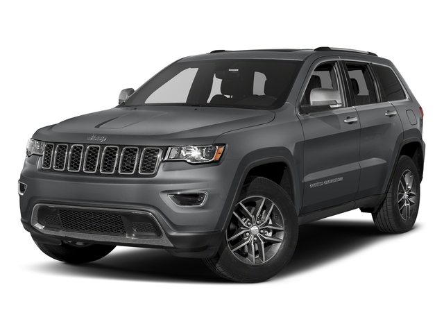 Granite Crystal Metallic Clearcoat 2018 Jeep Grand Cherokee Pictures Grand Cherokee Sterling Edition 4x4 *Ltd Avail* photos front view
