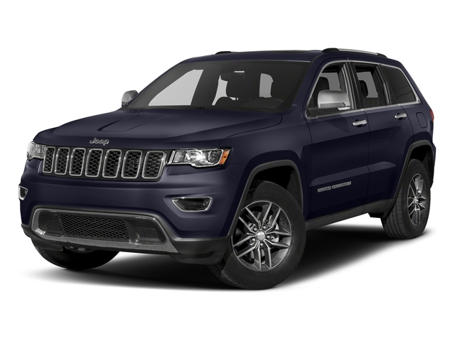 Sangria Metallic Clearcoat 2018 Jeep Grand Cherokee Pictures Grand Cherokee Sterling Edition 4x4 *Ltd Avail* photos front view