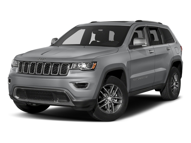 Billet Silver Metallic Clearcoat 2018 Jeep Grand Cherokee Pictures Grand Cherokee Sterling Edition 4x4 *Ltd Avail* photos front view