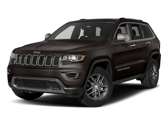 Walnut Brown Metallic Clearcoat 2018 Jeep Grand Cherokee Pictures Grand Cherokee Sterling Edition 4x4 *Ltd Avail* photos front view