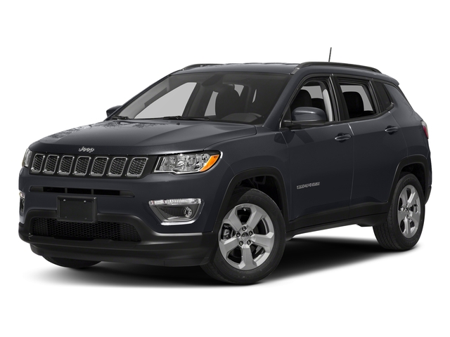 Rhino Clearcoat 2018 Jeep Compass Pictures Compass Limited 4x4 photos front view