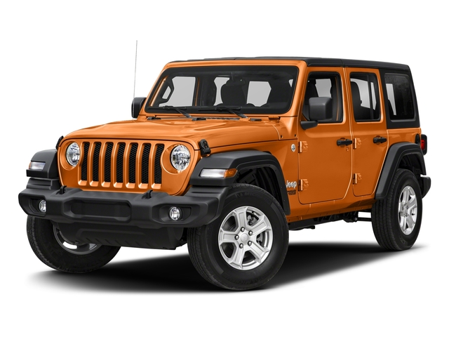 Punkn Metallic Clearcoat 2018 Jeep Wrangler Unlimited Pictures Wrangler Unlimited Sport 4x4 photos front view