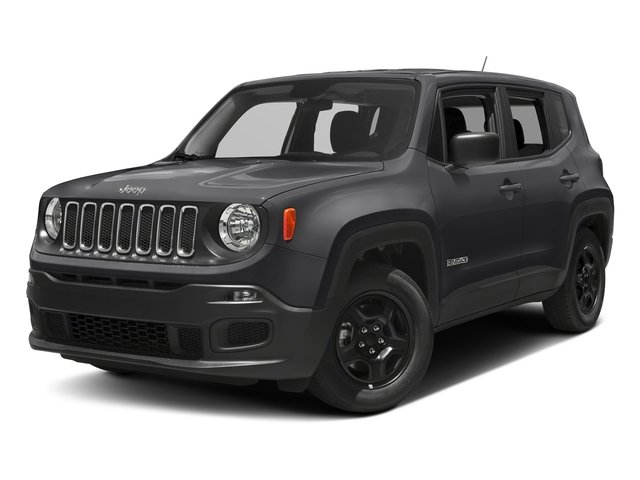 Anvil 2018 Jeep Renegade Pictures Renegade Upland Edition 4x4 photos front view