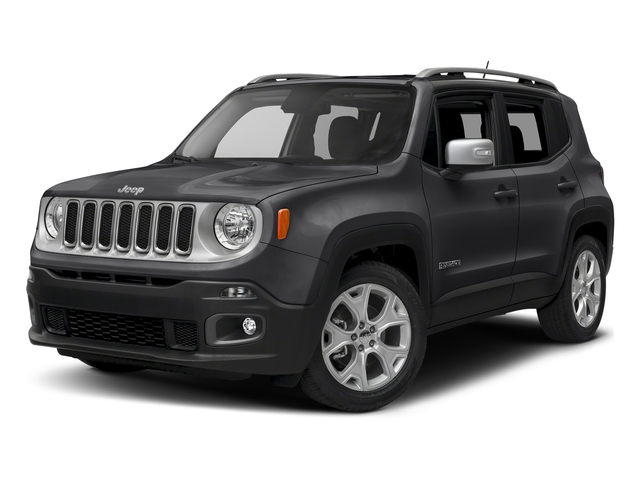 Anvil 2018 Jeep Renegade Pictures Renegade Limited FWD photos front view