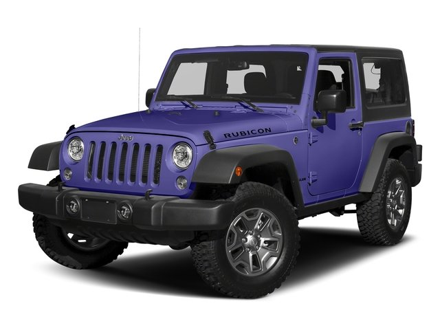 Xtreme Purple Pearlcoat 2018 Jeep Wrangler JK Pictures Wrangler JK Utility 2D Rubicon Recon 4WD V6 photos front view