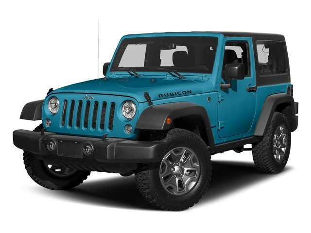 Chief Clearcoat 2018 Jeep Wrangler JK Pictures Wrangler JK Utility 2D Rubicon Recon 4WD V6 photos front view