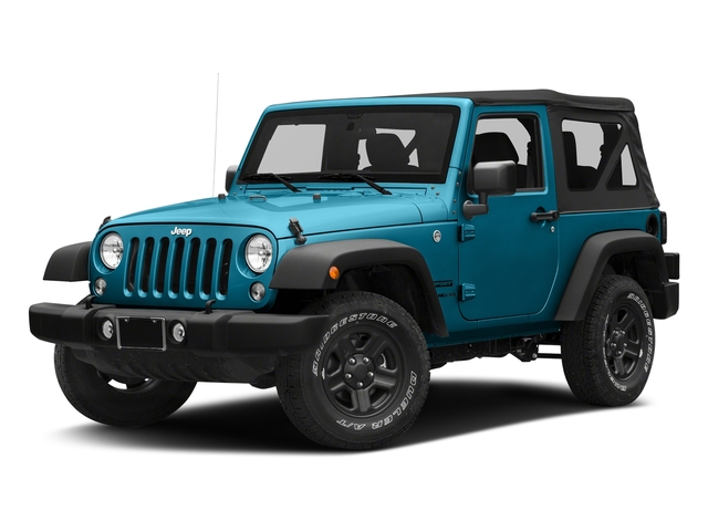 Chief Clearcoat 2018 Jeep Wrangler JK Pictures Wrangler JK Utility 2D Sport 4WD photos front view