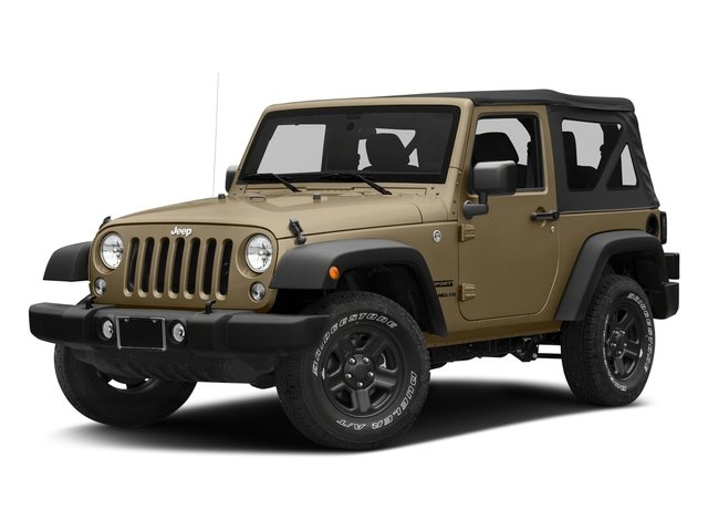 Gobi Clearcoat 2018 Jeep Wrangler JK Pictures Wrangler JK Utility 2D Sport 4WD photos front view