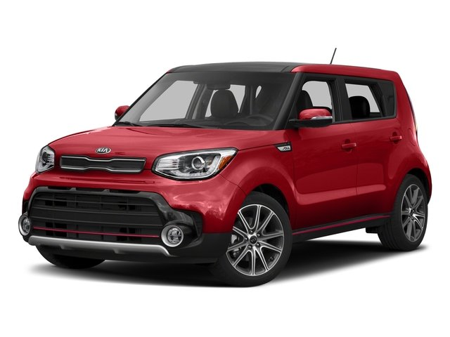 Inferno Red 2018 Kia Soul Pictures Soul ! Auto photos front view