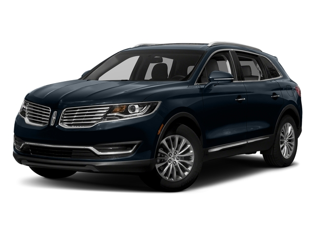 Rhapsody Blue 2018 Lincoln MKX Pictures MKX Utility 4D Reserve 2WD V6 photos front view