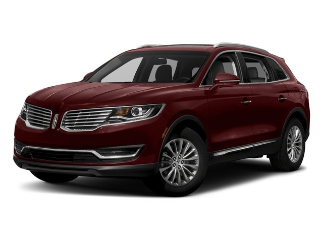Burgundy Velvet Metallic Tinted Clearcoat 2018 Lincoln MKX Pictures MKX Utility 4D Premiere 2WD V6 photos front view