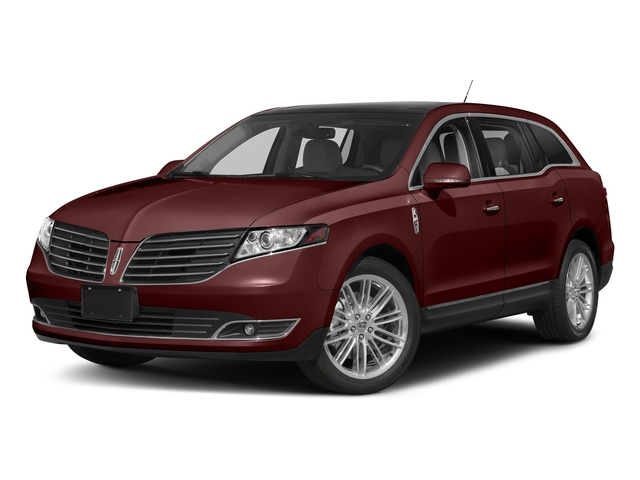 Burgundy Velvet Metallic Tinted Clearcoat 2018 Lincoln MKT Pictures MKT Wagon 4D Town Car AWD V6 photos front view
