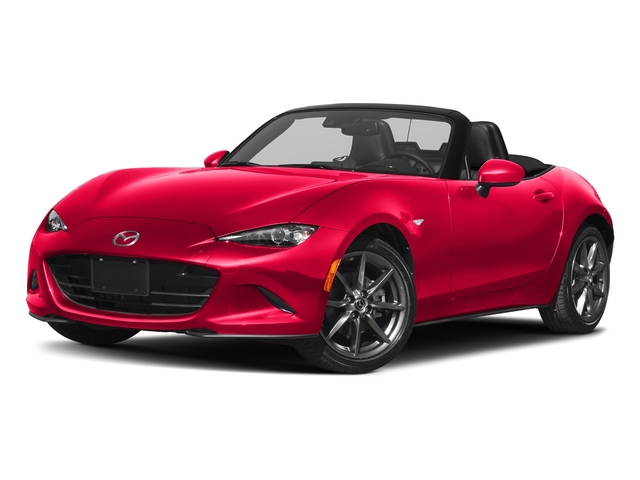 Soul Red Crystal 2018 Mazda MX-5 Miata Pictures MX-5 Miata Club Auto photos front view