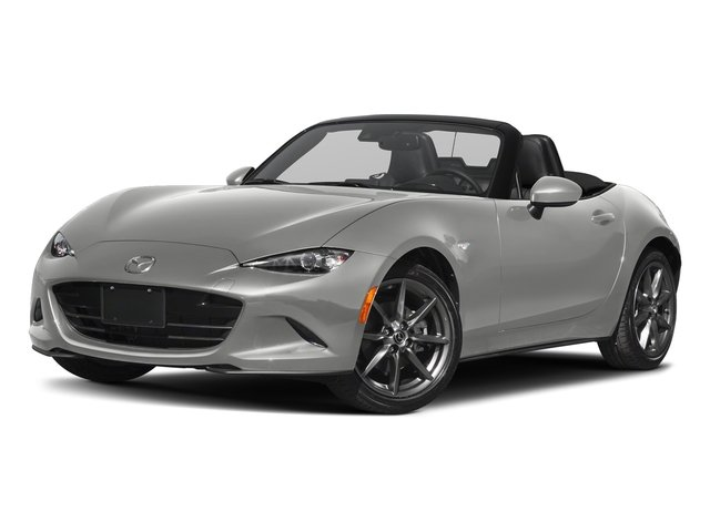 Ceramic Metallic 2018 Mazda MX-5 Miata Pictures MX-5 Miata Club Auto photos front view