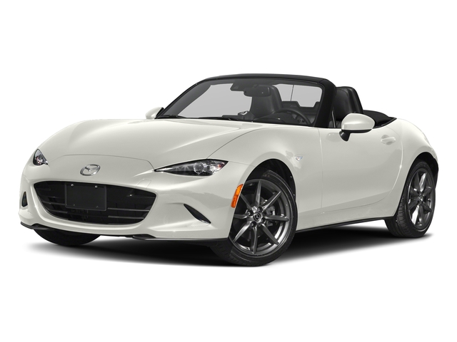 Arctic White 2018 Mazda MX-5 Miata Pictures MX-5 Miata Club Auto photos front view