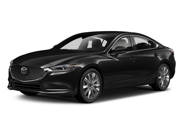 Jet Black Mica 2018 Mazda Mazda6 Pictures Mazda6 Touring Auto photos front view