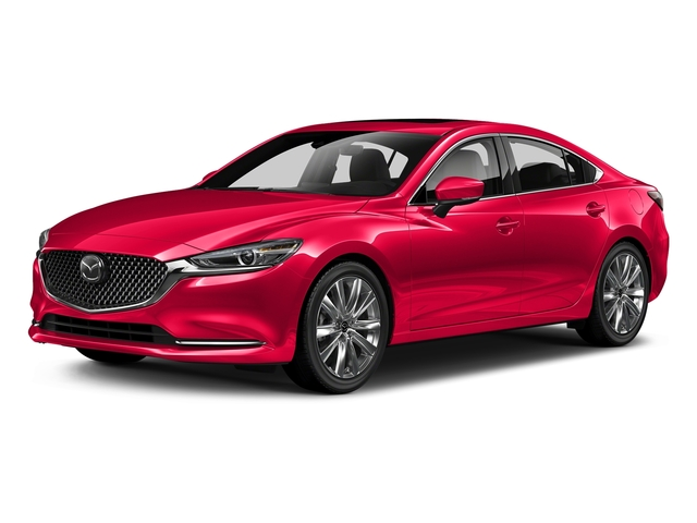 Soul Red Crystal Metallic 2018 Mazda Mazda6 Pictures Mazda6 Touring Auto photos front view